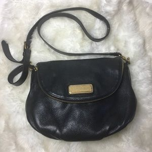 Black Marc by Marc Jacobs Natasha Leather Bag